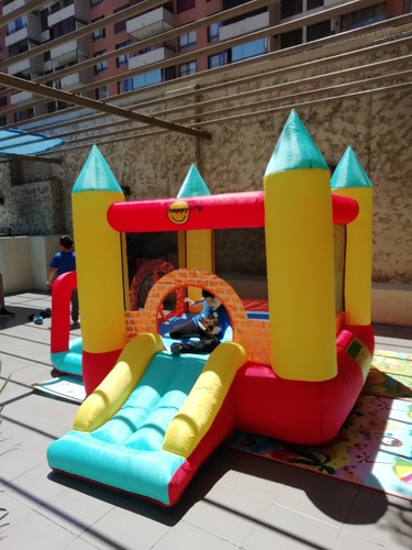 plaza blanda e inflable