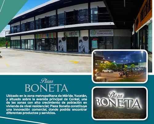 plaza boneta conkal