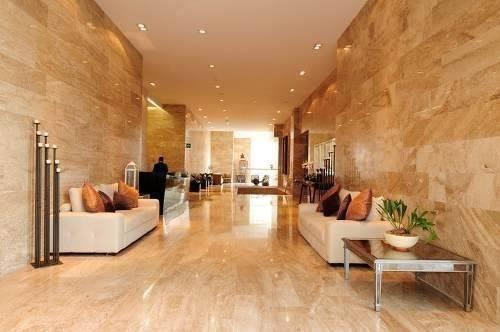 plaza carso, sin muebles 1 recamara, padel, vigilancia365