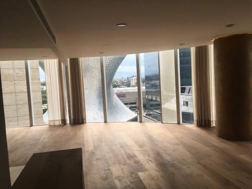 plaza carso torre vip increible departamento nuevo