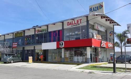 plaza comercial en puebla en venta  (opl-0105)