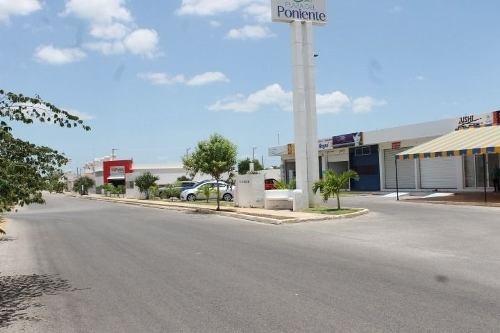 plaza comercial en venta plaza del poniente, paseos de opichen
