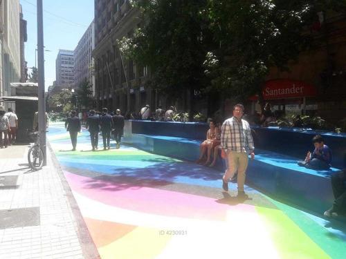 plaza de armas - paseo peatonal bandera