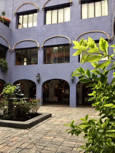 plaza del angel, oficinas a dos cuadras de reforma,