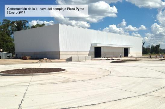 plaza industrial escobar - parque industrial premium