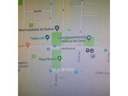 plaza nuñoa - irarrazaval