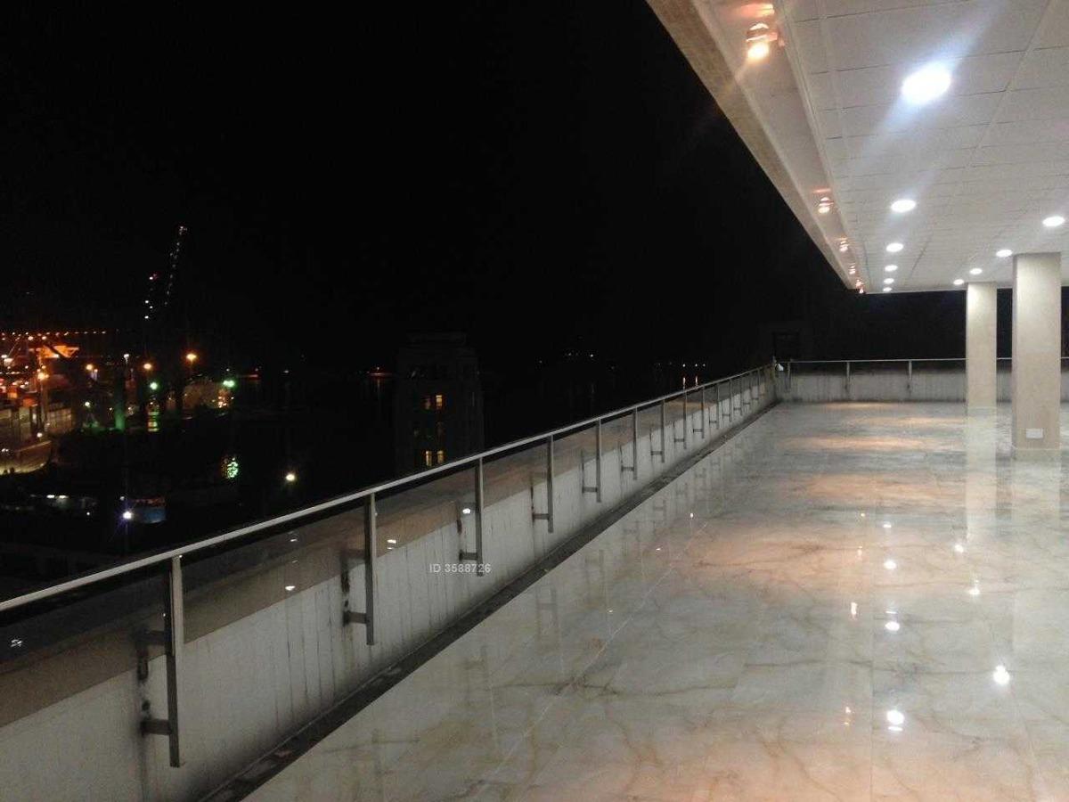 plaza sotomayor, planta libre recien remodelada, edifico los heroes, piso 12