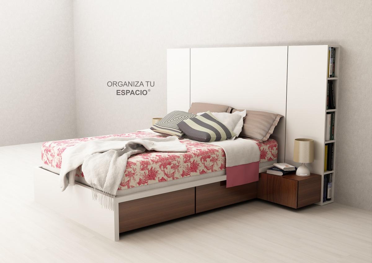 Encantador Cajón De Mueble Cama De Plataforma Foto - Muebles Para ...