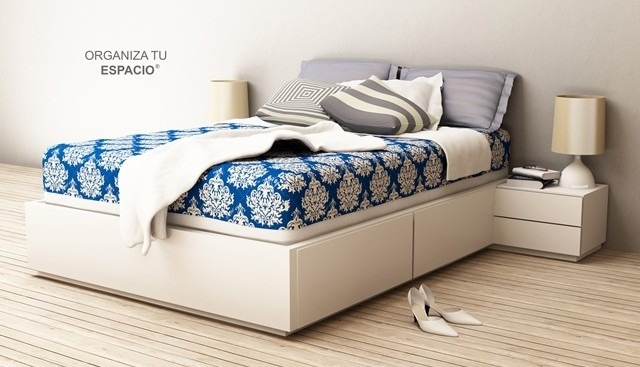 plazas muebles camas