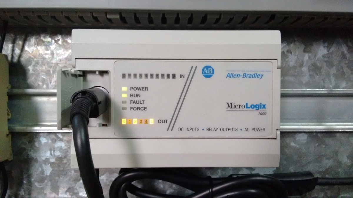Luxury Allen Bradley Plc Micrologix 1000 Ornament - Electrical and ...