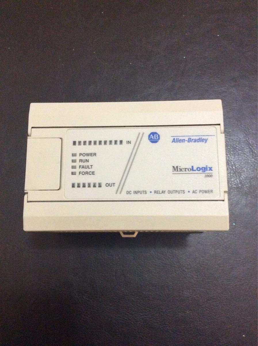 Fantastic Plc Micrologix 1000 Photo - Wiring Diagram Ideas ...