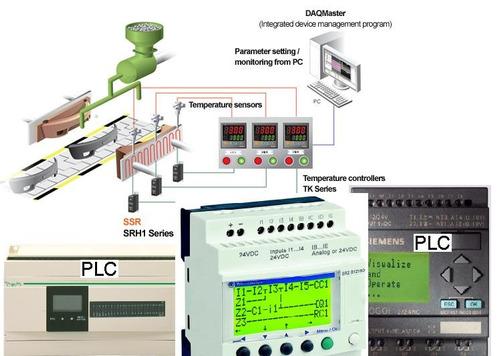 plc curso de electricista industrial controles eléctricos