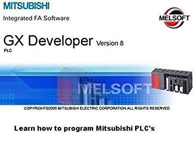 Plc Fx1n Mitsubishi + Interfaze + Software + Manual + Curso