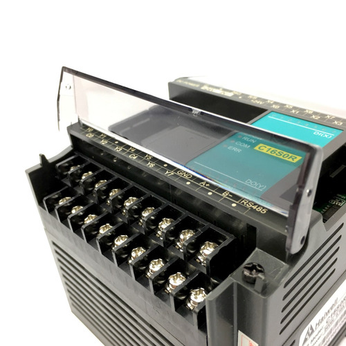 plc haiwell expansión 8ex8s 24v dc c16sor