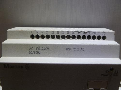 plc moeller easy 719-ac-rcx 12ent/06sal. 100-240vac. 10va