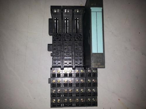 plc s7 et 200 modulo con base de 5