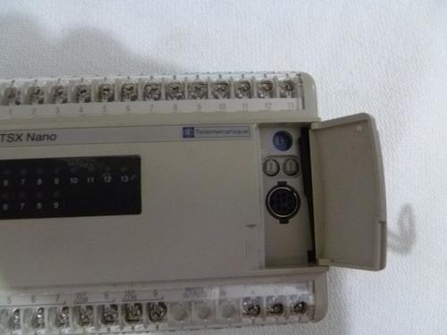 plc schneider tsx nano 14ent/10sal. 100-240vac. 30va