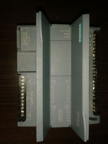 plc siemens s7-1200 cpu1214