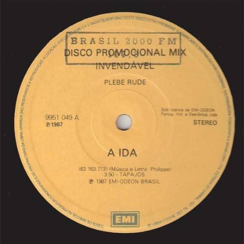 plebe rude    12 single promo    a ida