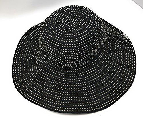 plegable cinta trituradora parasol playa sombrero ajustable