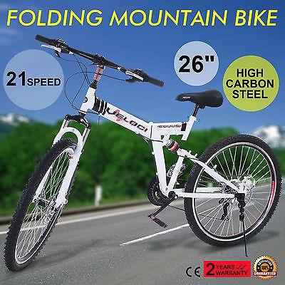 Plegable De Acero Al Carbono Bicicleta Mountain Bike 26 - $ 754.990 ...