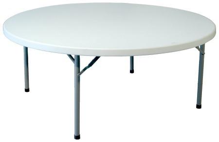 Mesas sillas plegable plastico fiesta alquiler 1 239 for Mesa plegable plastico