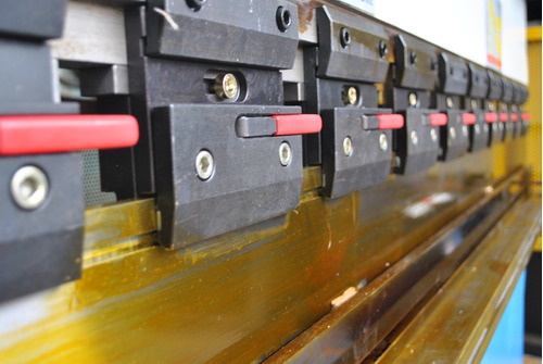 plegadora 4000 mm  x 160 tn plc hidraulica nueva