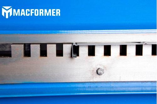 plegadora manual tdc  macformer.com