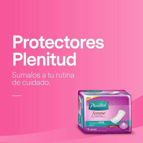 plenitud protector leve femme x 14 unidades pack x 3