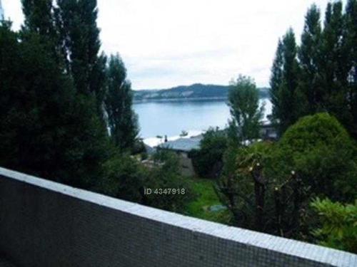 pleno centro de castro, vista al mar, ideal inversion inmobiliaria / hotelera