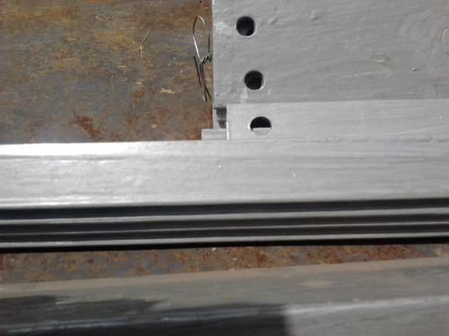 pletina galvanizada hierro 2 x 5 mm x 6 metro
