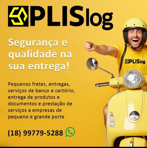 plislog.transportes  moto-entrega  penapolis e região