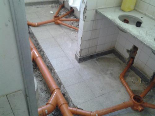 plomeria calefacc. servicios a constructoras y arquitectos.