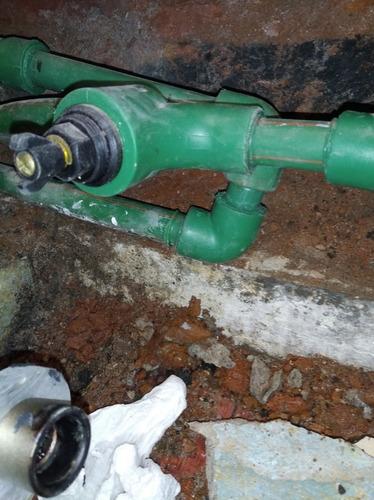 plomería - electricidad arreglos en gral