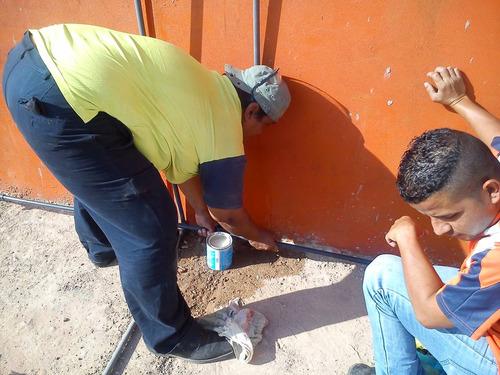 plomeria fumigaciones j.s services presupuesto gratis