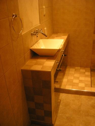 plomero - albañil - reforma de baños y cocinas