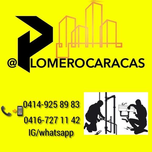 plomero caracas plomería 04149258983/whatsapp 04167271142