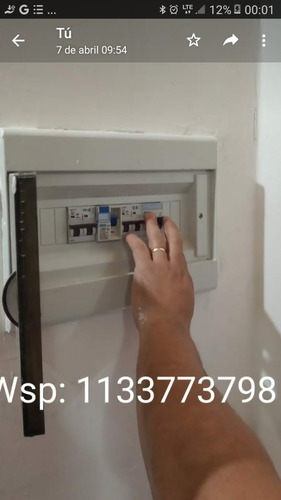 plomero- electricista lanus