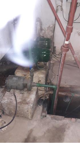 plomero gasista matriculado; reparaciones en general; obras