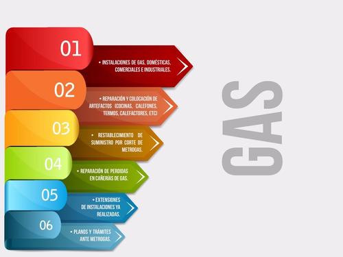 plomero gasista zona ramos matriculado oeste 11-5835-5007