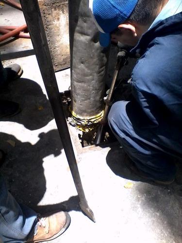 plomero plomeria electricidad emergencias destapado k-50 2x1