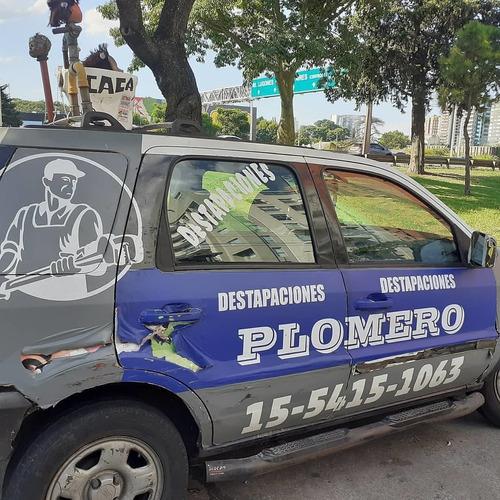 plomero urg 24 ha gasista destapacio es baños cocinas atz.no