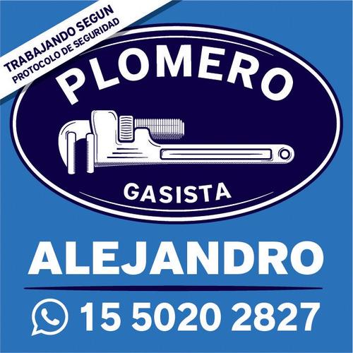 plomero/gasista banfield/lanús/lomas de zamora/ temperley