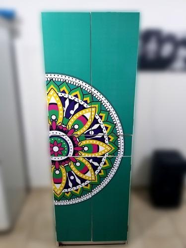 ploteados vidrieras vinilos decorativos diseño instalacion