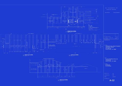 ploteo de láminas tamaño a0 lineas color