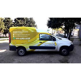Ploteo Vehicular / Auto, Camión, Camioneta - Publicidad