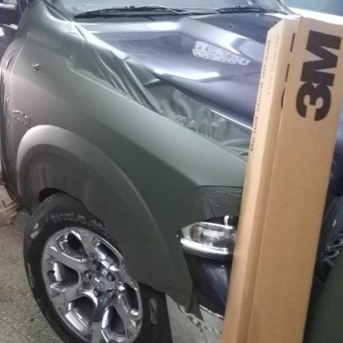 ploteo vehicular 3m premium verde militar