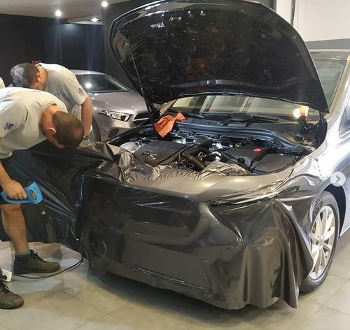 ploteo vehicular / cambio de color / car wrap / octographics