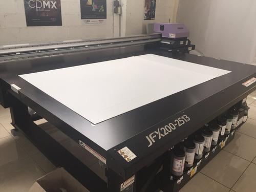 ploter de gran formato cama plana *calidad y productividad*