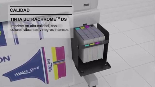 ploter epson surecolor f6070 chips cartucho tinta
